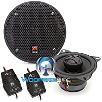 Tempo Coax 4 - Morel 4 Integrated 2 Way Coaxial Speakers