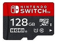 microSDカード 128GB for Nintendo Switchの商品画像