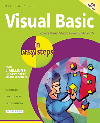 Visual Basic easy steps Covers product image