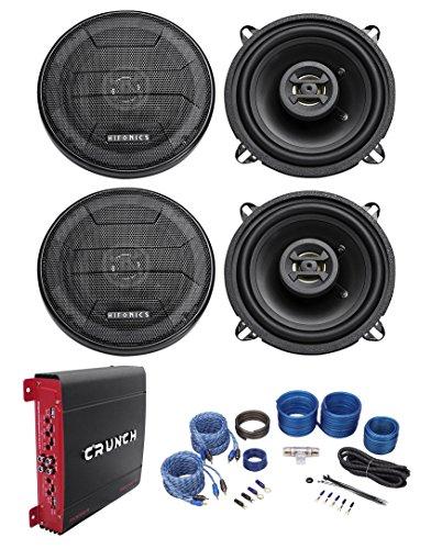 Hifonics ZS525CX Speakers 4 Channel Amplifier