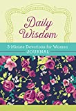 """Timeless Wisdom for a Woman's Heart...in Just 3-MinutesDaily Wisdom for Womenhas touched the lives of nearly a million readers since its release more than two decades ago. Now in a great """"3-Minute Devotions"""" edition, this dev..."""
