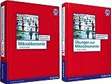 ValuePack Mikroökonomie Lehrbuch + Übungsbuch (Pearson Studium - Economic VWL)