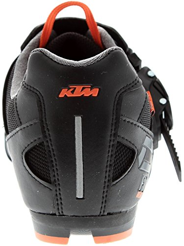 Ktm Scarpe Da Ciclismo Usine D'équipe Black 45