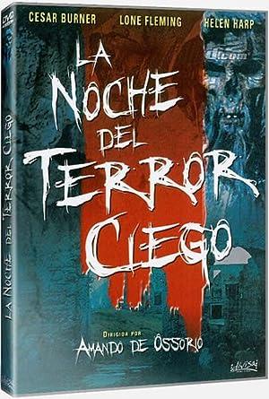 La Noche Del Terror Ciego [DVD]
