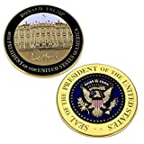 Donald Trump Inauguration Challenge Coin -LIMITED EDITION- Commemorate the 45th President of the United States - A Presidential Collector Item