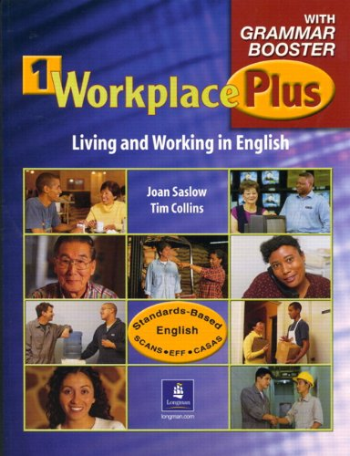 Workplace Plus 1 with Grammar Booster Audiocassettes (3) (Workplace Plus: Level 1 (Audio)) by Brand: Pearson Education ESL
