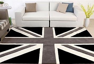 Tapis Style Angleterre, Tapis Drapeau Anglais pour Salon, Chambre à ...