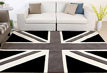 Tapis Style Angleterre Tapis Drapeau Anglais Pour Salon Chambre A