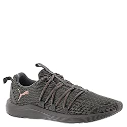 Puma Women's Prowl Alt Knit Mesh Wn Sneaker, Quiet Shade-rose Gold, 6 M Us