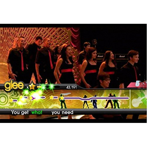 New Karaoke Revolution Glee (Nintendo Wii) Music & Rhythm