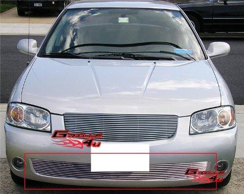 06 Nissan Sentra Billet Grille - 4
