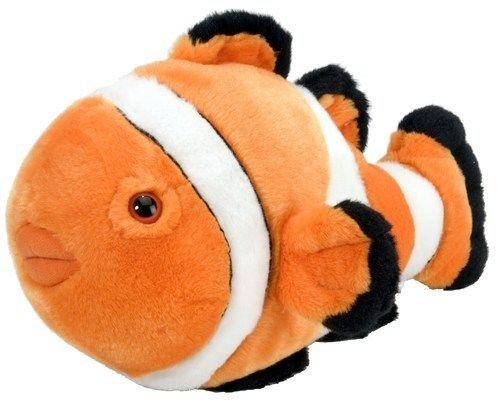 Wild Republic 2012 Cuddlekins Baby Clownfish 12