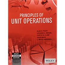 Principles of Unit Operations, 2ed