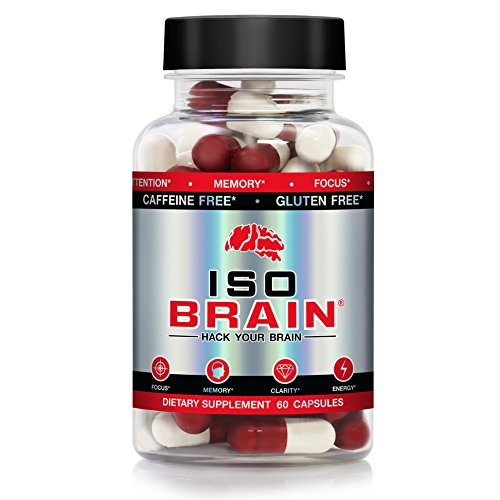 Nootropic Brain Supplement Capsules Supply product image