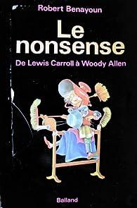 Le Nonsense par Robert Benayoun