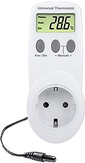 Xavax Universal Thermostat Mit Fuhler Premium Steckerthermostat