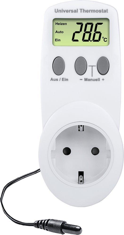 eqiva Thermostat universel ut300, 132921d0 eQ-3