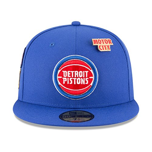 New 2018 nbsp;draft nbsp;– nbsp;berretto 59 Nba Detroit nbsp;fifty Pistons Era 1w0Y1