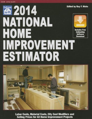 National Home Improvement Estimator 2014