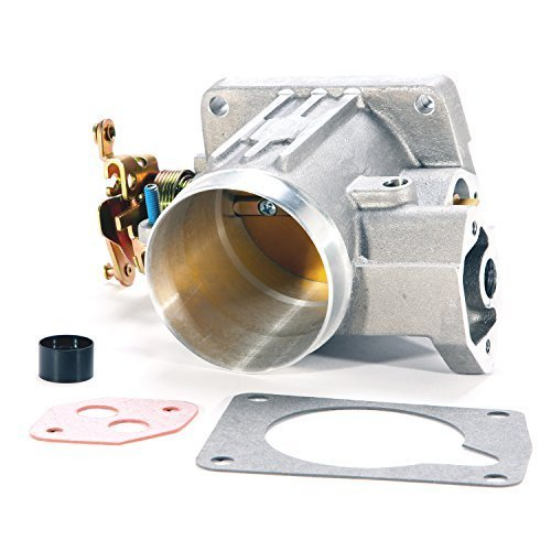 BBK 1523 70mm Throttle Body - High Flow Power Plus Series for Ford Mustang 5.0L by BBK Performance