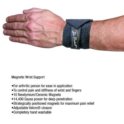 Magnetic Support Wrap - Dr. Bakst Magnetic Wrist Wrap
