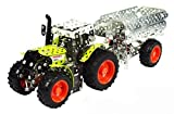 MINI - CLAAS ARION 430 w/trailer by RCEE GmbH