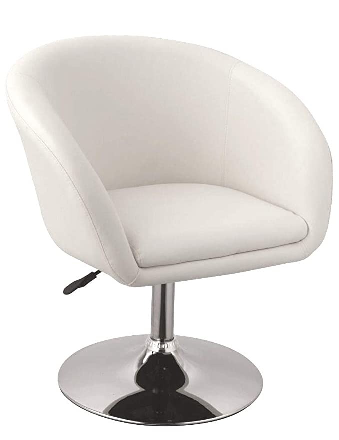 Silla de salón sillón Club sintética silla Cabriolet ...