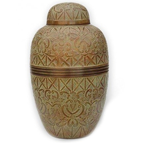 Beautiful Life Urns Verdigris Adult Cremation Urn (Large)