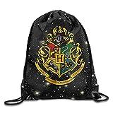 PRIMEEE Harry Potter Logo Drawstring Backpack Sack Bag For Sale