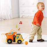 VTech Drop and Go Dump Truck Amazon Exclusive,Orange