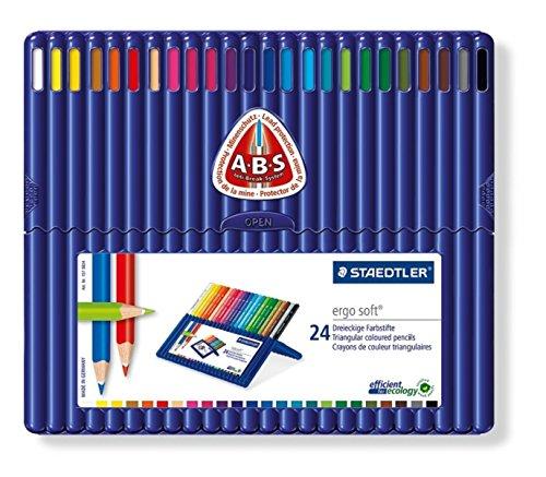 Staedtler Ergosoft Colored Pencils, Set