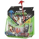 Power Rippers 2 Pack Series #1 - Bull Shark Vs. Heavy Metal