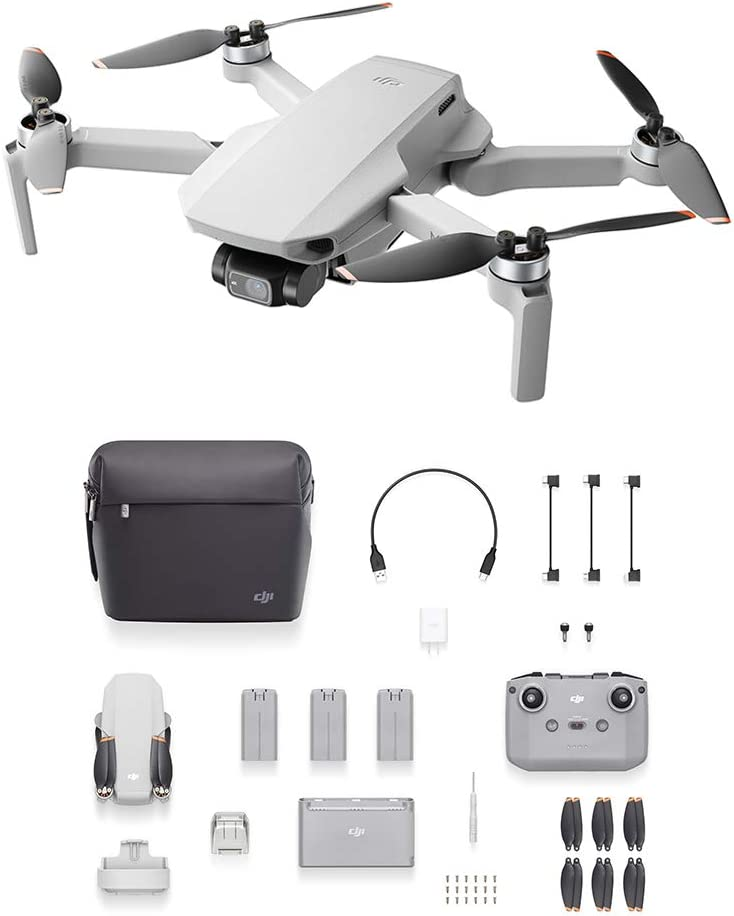 DJI Mavic Mini 2 COMBO