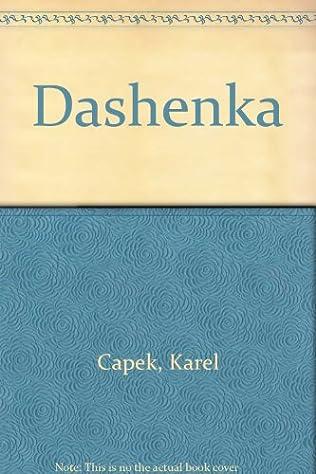 book cover of Dashenka