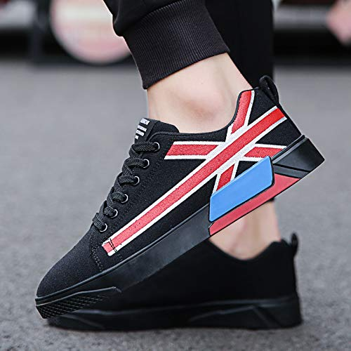 Shoes Men's Men Shoes NANXIEHO Breathable Student Sneakers Shoes Shoes Leisure Sport Trend Canvas Fashion 6xwdqAwz