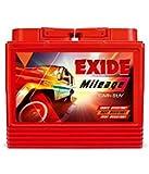 Exide Mileage Car Battery Din50-50ah