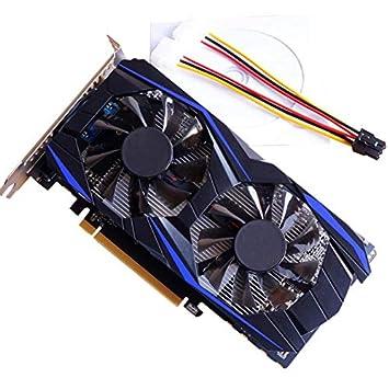 Tarjeta gráfica, NVIDIA GTX750TI 4GB DDR5 Memoria de 128 bits ...