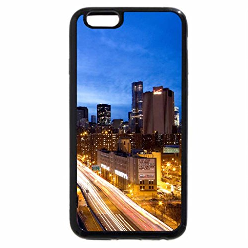 iPhone 6S / iPhone 6 Case (Black) FDR drive on the east side of manhattan