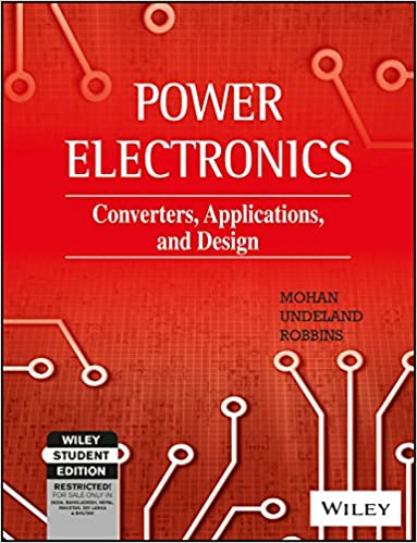 Electric Power Systems Ned Mohan Pdf