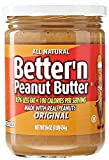 Better N Peanut Butter Original Low Fat Peanut Spread, 16 oz