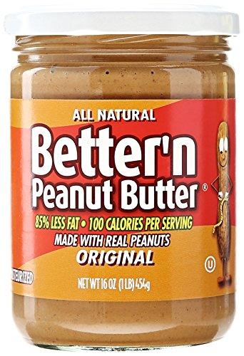 Butter Better - Better'n Peanut Butter, Peanut Butter Spread, 16 oz