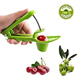 Best Olive Stoners - Cherry Pitter Olive Pitter - Portable Cherry Pitter Review