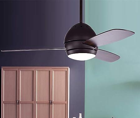 YBCD - Lámpara LED para Ventilador de Techo, 36 Pulgadas / 42 ...