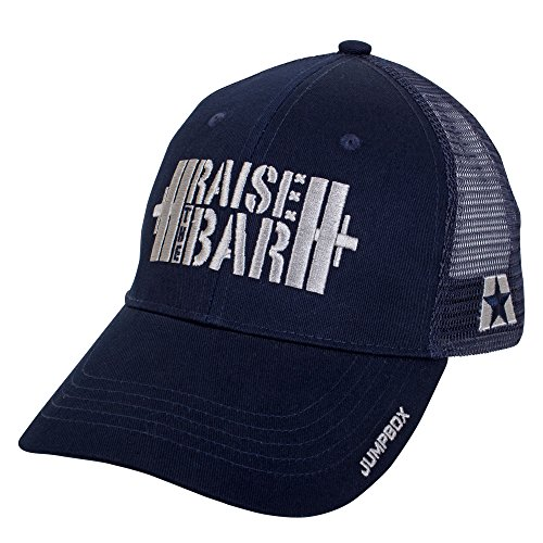 Raise Bar Barbell Weightlifting Snapback product image