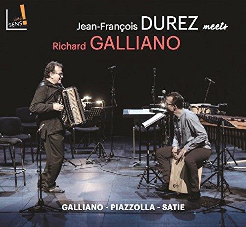 Price comparison product image Francois Durez Meets Richard Gallia
