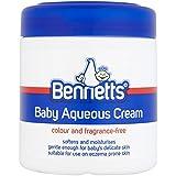 Bennetts Baby Aqueous Cream Fragrance Free 500ml
