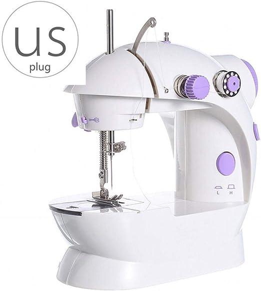 Mini máquina de coser eléctrica para máquina de coser doméstica ...