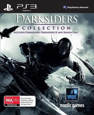 PS3 Darksiders Collection incl. Darksiders, Darksiders II and ...