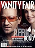 Vanity Fair July 2007 Africa Issue, Bono/Queen Rania Cover