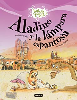 Aladino y la lampara espantosa / Aladdin and the Crazed Lamp (Habia Otra Vez)